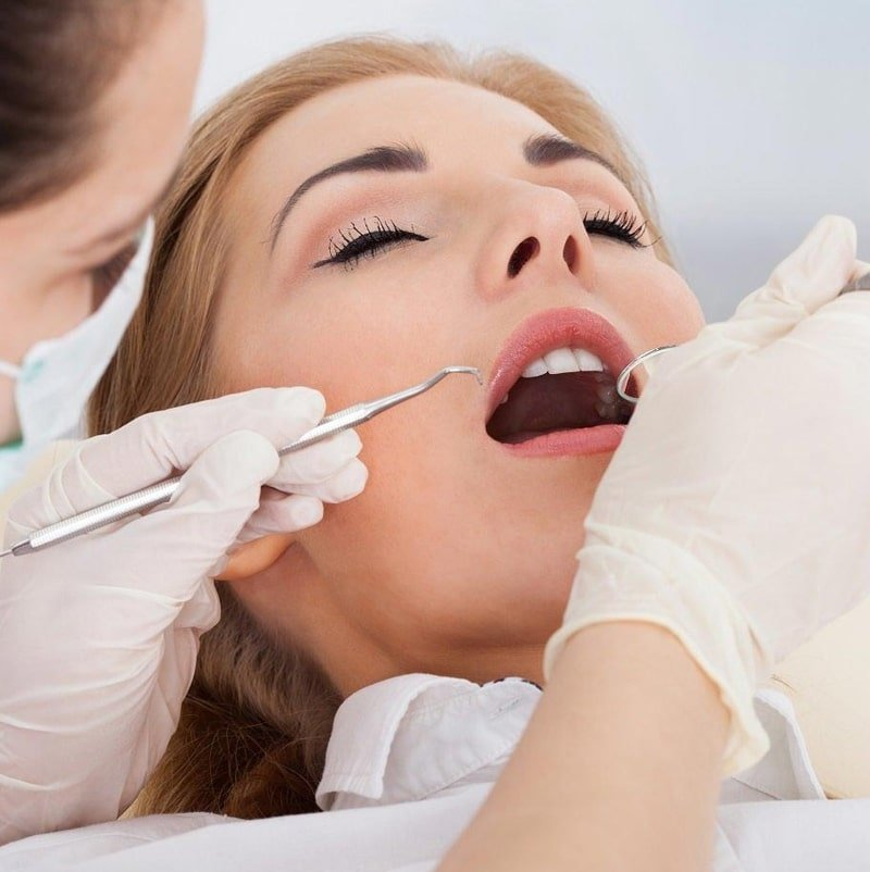 лечение зубов под седацией во сне